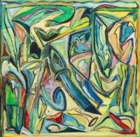 Anne-Marie Pécheur Artiste Peinture et lumière PE-0131