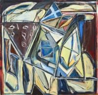 Anne-Marie Pécheur Artiste Peinture et lumière PE-0132