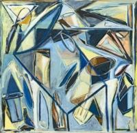 Anne-Marie Pécheur Artiste Peinture et lumière PE-0133