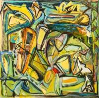 Anne-Marie Pécheur Artiste Peinture et lumière PE-0134
