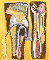 Anne-Marie Pécheur Artiste Peinture et Lumière PE-0136