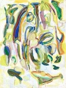 Anne-Marie Pécheur Artiste Peinture et Lumière PE-0140
