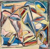 Anne-Marie Pécheur Artiste Peinture et lumière PE-0145