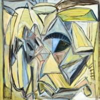 Anne-Marie Pécheur Artiste Peinture et lumière PE-0147