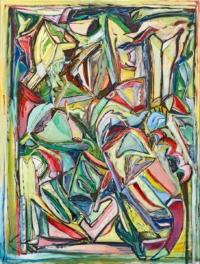 Anne-Marie Pécheur Artiste Peinture et lumière PE-0151