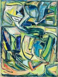 Anne-Marie Pécheur Artiste Peinture et lumière PE-0152