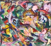 Anne-Marie Pécheur Artiste Peinture et Lumière PE-0154