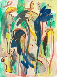 Anne-Marie Pécheur Artiste Peinture et Lumière PE-0157