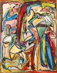 Anne-Marie Pécheur Artiste Peinture et lumière PE-0160