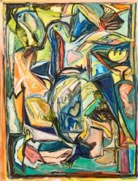 Anne-Marie Pécheur Artiste Peinture et lumière PE-0161