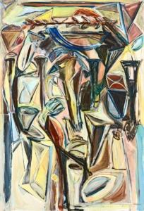 Anne-Marie Pécheur Artiste Peinture et lumière PE-0164
