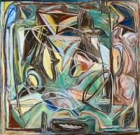 Anne-Marie Pécheur Artiste Peinture et Lumière PE-0165