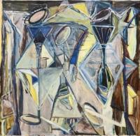 Anne-Marie Pécheur Artiste Peinture et Lumière PE-0166