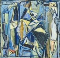 Anne-Marie Pécheur Artiste Peinture et Lumière PE-0167