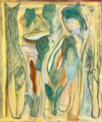 Anne-Marie Pécheur Artiste Peinture et Lumière PE-0174