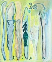 Anne-Marie Pécheur Artiste Peinture et Lmière PE-0175