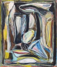 Anne-Marie Pécheur Artiste Peinture et lumière PE-0176