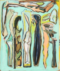 Anne-Marie Pécheur Artiste Peinture et lumière PE-0177