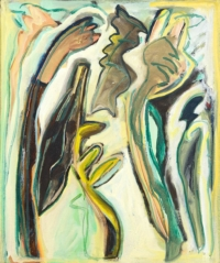 Anne-Marie Pécheur Artiste Peinture et lumière PE-0178