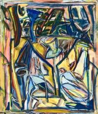 Anne-Marie Pécheur Artiste Peinture et lumière PE-0180