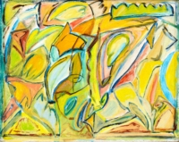 Anne-Marie Pécheur Artiste Peinture et lumière PE-0181