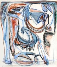 Anne-Marie Pécheur Artiste Peinture et Lumière PE-0184