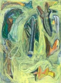 Anne-Marie Pécheur Artiste Peinture et Lumière PE-0193