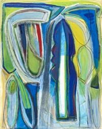 Anne-Marie Pécheur Artiste Peinture et Lumière PE-0194