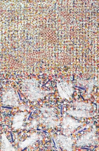 Anne-Marie Pécheur Artiste Peinture et Lumière PE-0205
