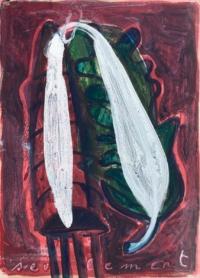 Anne-Marie Pécheur Artiste Peinture et Lumière PE-0210