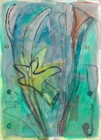 Anne-Marie Pécheur Artiste Peinture et Lumière PE-0214