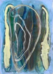 Anne-Marie Pécheur Artiste Peinture et Lumière PE-0215