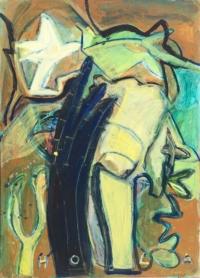 Anne-Marie Pécheur Artiste Peinture et Lumière PE-0217