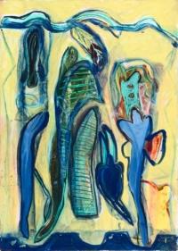 Anne-Marie Pécheur Artiste Peinture et Lumière PE-0218