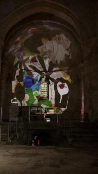 Arles Alyscamps Fondation Vincent Van Gogh Anne-Marie Pécheur Artiste Peinture et Lumière IMG 0586