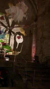 Arles Alyscamps Fondation Vincent Van Gogh Anne-Marie Pécheur Artiste Peinture et Lumière IMG 0588