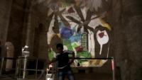 Arles Alyscamps Fondation Vincent Van Gogh Anne-Marie Pécheur Artiste Peinture et Lumière IMG 0617