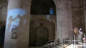 Arles Alyscamps Fondation Vincent Van Gogh Anne-Marie Pécheur Artiste Peinture et Lumière IMG 0641