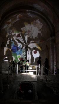 Arles Alyscamps Fondation Vincent Van Gogh Anne-Marie Pécheur Artiste Peinture et Lumière IMG 0647
