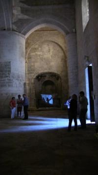 Arles Alyscamps Fondation Vincent Van Gogh Anne-Marie Pécheur Artiste Peinture et Lumière IMG 0669