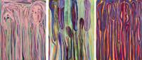 Sans titre Acrylique sur toile-116 cmx88 cm-x3-2017-Anne-Marie Pécheur Artiste Peinture et lumière