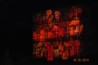 Tisser des liens 2013 Anne-Marie Pécheur Artiste Peinture et lumière 2013vendome