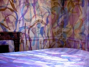 Violettes 2009 Anne-Marie Pécheur Artiste Peinture et Lumière DSCN1964