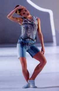 Yamm 2000 Anne-Marie Pécheur Artiste Peinture et lumière danseuse