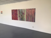 Galerie des Grands Bains Douches 2018 Marseille 25 ans Anne-Marie Pécheur Artiste Peinture et lumière