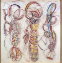 Anne-Marie Pécheur Artiste Peinture et Lumière 2005-489