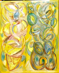 Anne-Marie Pécheur Artiste Peinture et Lumière 23