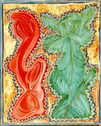 Anne-Marie Pécheur Artiste Peinture et Lumière 25