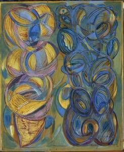 Anne-Marie Pécheur Artiste Peinture et Lumière Bouturage 2005-500