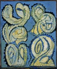 Anne-Marie Pécheur Artiste Peinture et Lumière Bouturage 2005-509